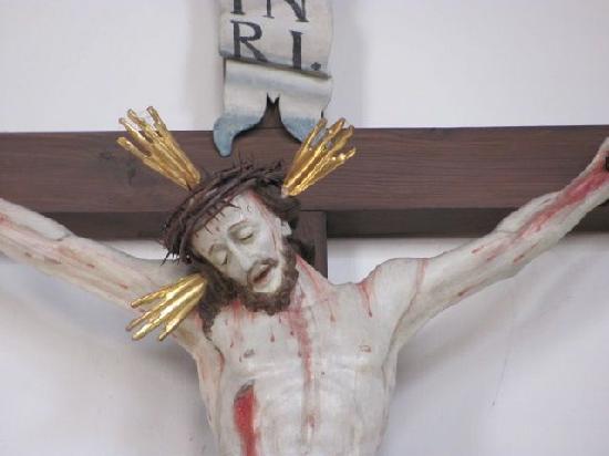 Heilig Geist Spitalkirche: crusifix