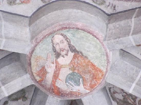 Heilig Geist Spitalkirche: keystone