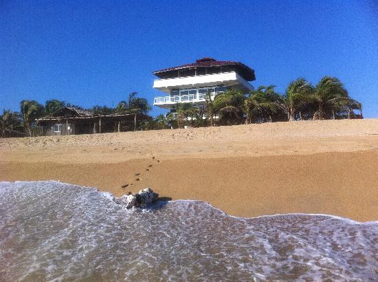 Hotel El Buzo: Ruhe pur !