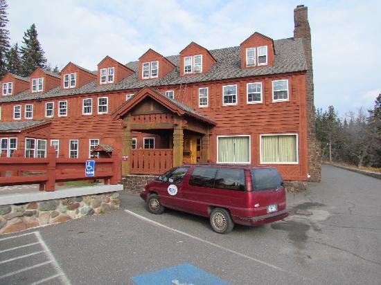 Lutsen Resort on Lake Superior: Lutsen Lodge