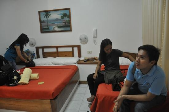 Bauang, ฟิลิปปินส์: Beds