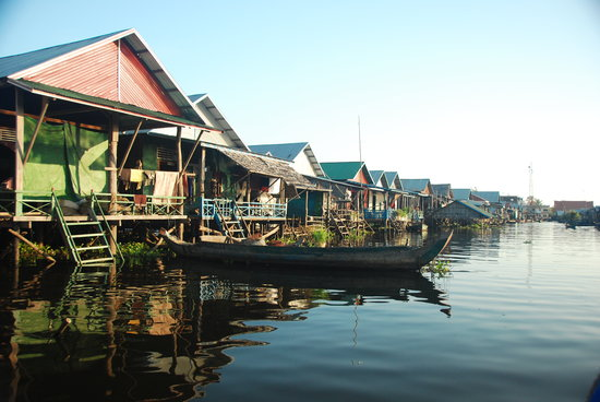 The Pool and Palm Villa: Tonle Sap