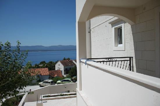 Villa Marina: View from Villa