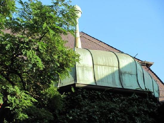 Mautnerschloss: a detail