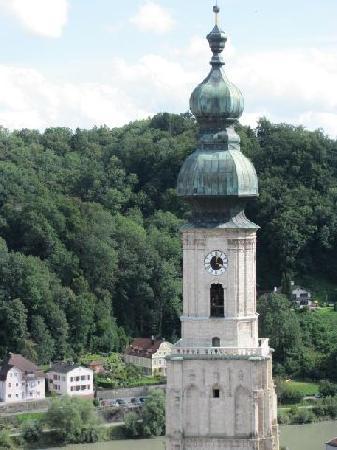 St. Jakob: tower