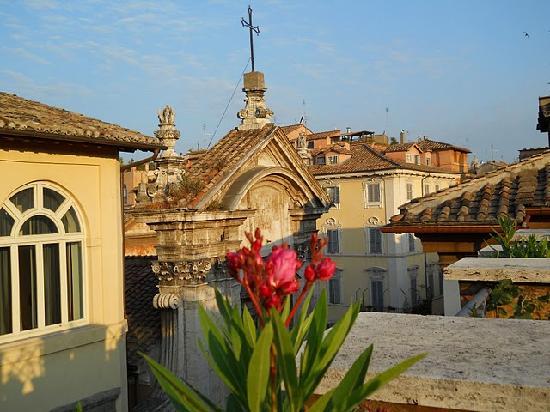 Casa di Santa Brigida : Rooftop Garden