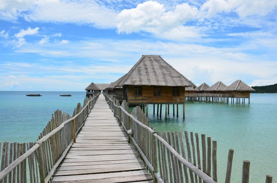 Telunas Resorts - Telunas Beach Resort: Idyllic