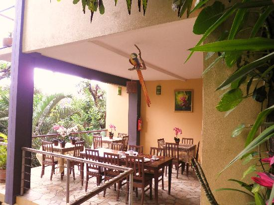 Gavea Tropical Boutique Hotel: breakfast