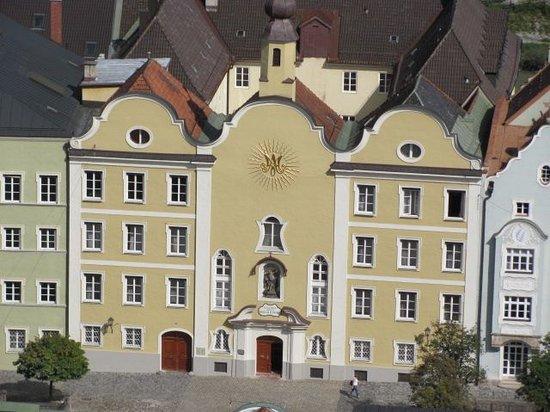 Klosterkapelle Maria Trost and Schutzengelkirche