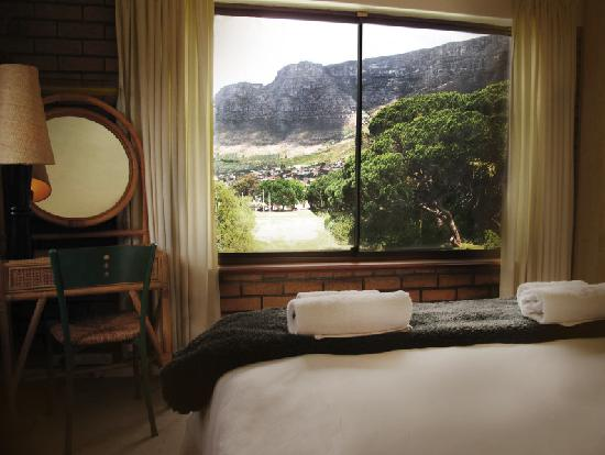 Mountain Magic Garden Suites: A Mountain View at the tip of your toes