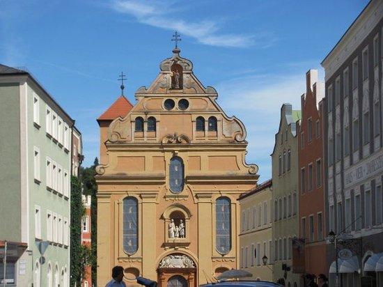 Studienkirche St. Joseph