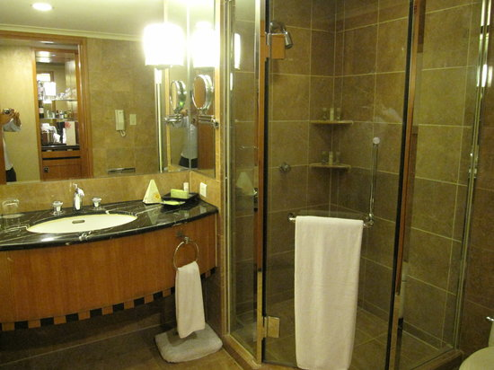The Westin Taipei : Toilet is clean and look new