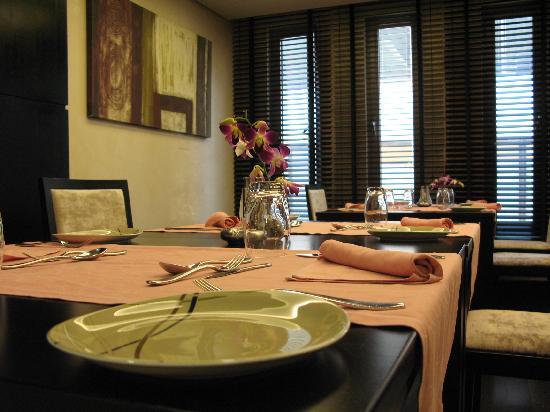 InterContinental Al Khobar: Restaurant