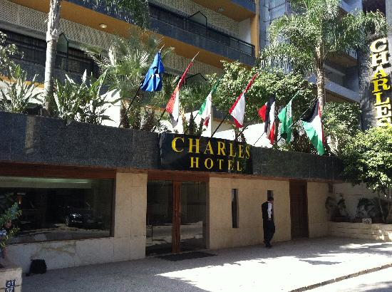 Charles Hotel: Entrance
