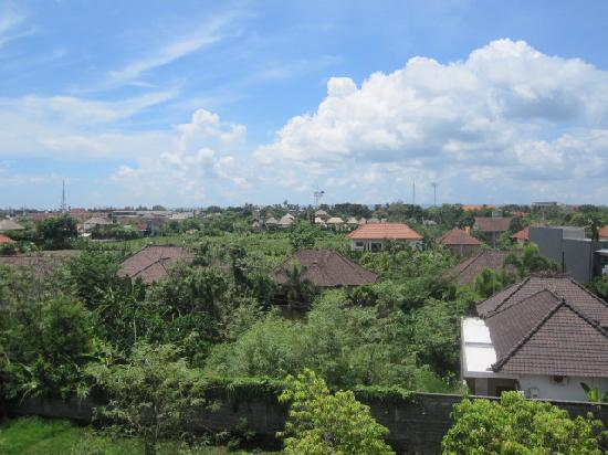 Amadea Resort & Villas: View from back of rooftop