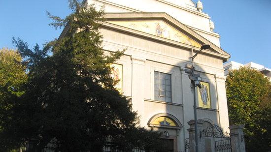 St. Michael's Cathedral : Gemeindekirche in Belgrad