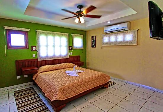 Hotel La Mar Dulce : Single room - One marital bed