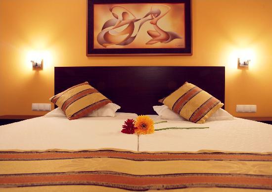Hotel Baia Cristal: Suite