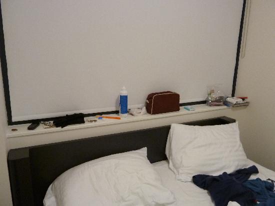 easyHotel Amsterdam: Stanza-letto