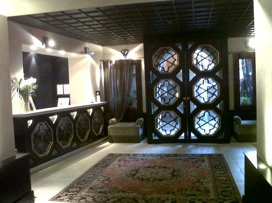 Aqua Palace Hotel: Main Lobby
