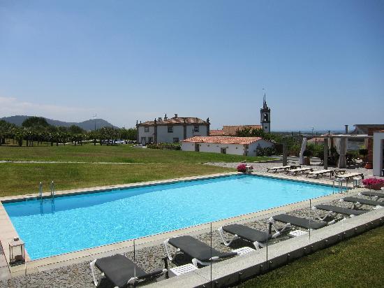 Quinta do Monteverde: zwembad