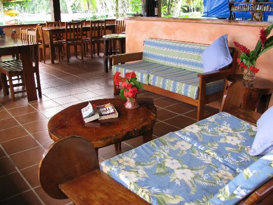 Saladero Eco Lodge : Lounge Area