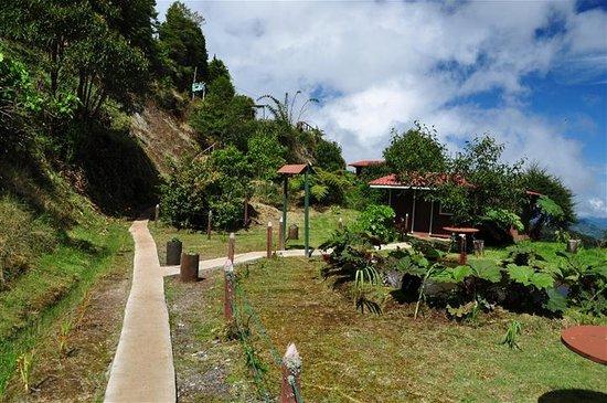 Paraiso Quetzal Lodge: Property