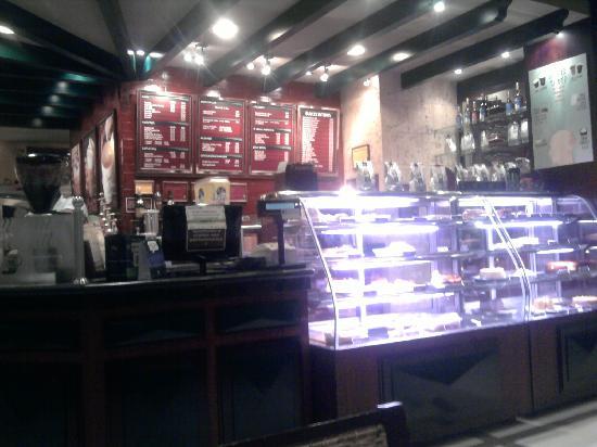 Sweet & Coffee : The Bar