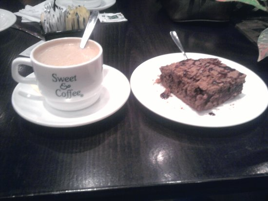 Sweet & Coffee : What I served
