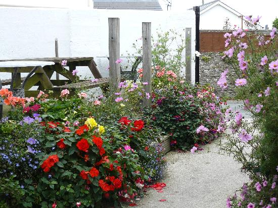 Ring O'Bells at St Issey: Outside