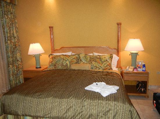 Bedroom Karibe Hotel