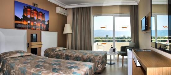 Ephesia Hotel: standart room