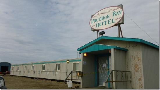 Deadhorse, AK : The Hotel