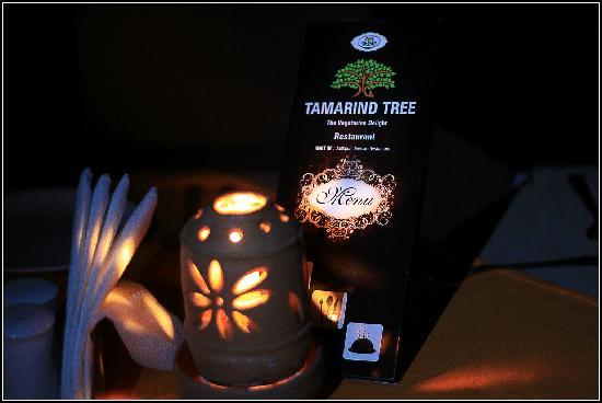 Anand Mahal Hotel & Vista Rooms: Tamarind Tree Restaurant