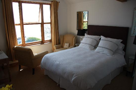 One of the Bedrooms at Brigydon