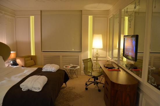 Crowne Plaza St. Petersburg - Ligovsky: Standard Room