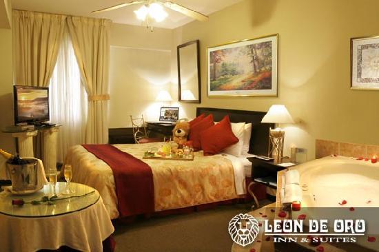 Leon de Oro Inn & Suites: Senior Suite