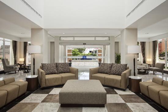 Hilton Garden Inn Tuxtla Gutierrez: Lobby
