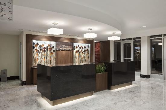 Hilton Garden Inn Tuxtla Gutierrez: Recepción / Reception
