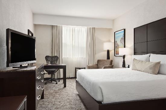 Hilton Garden Inn Tuxtla Gutierrez: Habitación con cama King / 1 King Room