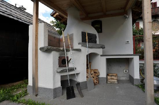 Alpine Residence Villa Adler: possiblità di grigliate