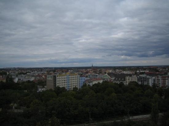 Berliner Unterwelten : Vistas desde la torre