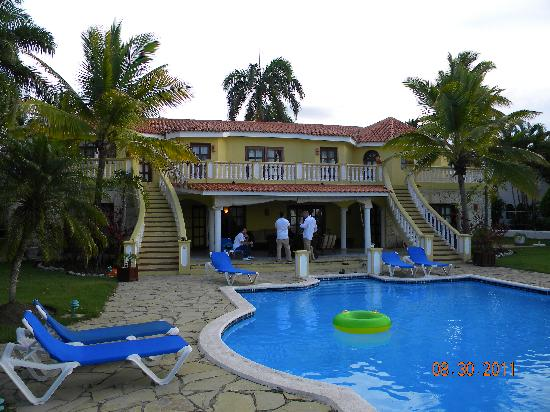 The Crown Villas at Lifestyle Holidays Vacation Resort: First villa we stayed at