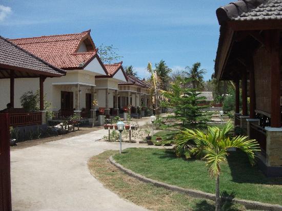 Tropical Hideaways Resort: outside view