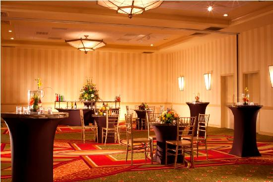 Marriott at Research Triangle Park: Ballroom Reception
