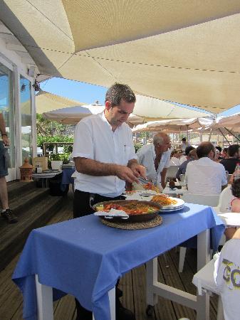 Bahia Beach: Un servicio esmerado