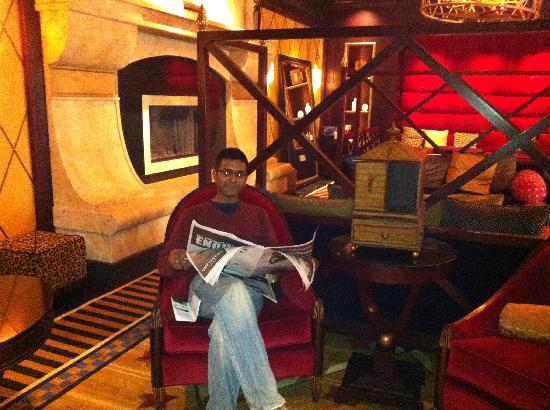 Kimpton Marlowe Hotel: Lounge