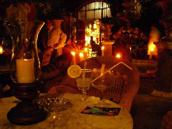 Bar Ábaco: Patio