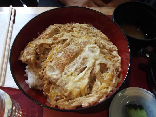 Sapporo Ramen: Pork Rice Bowl