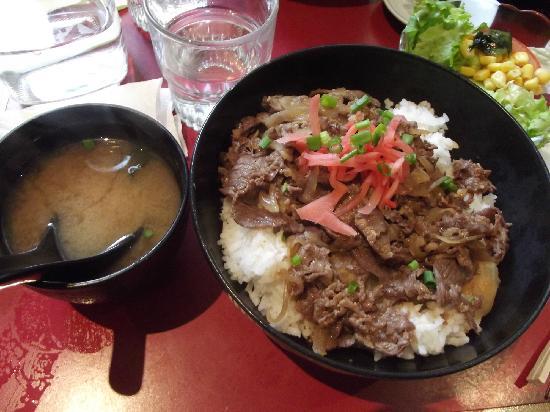 Sapporo Ramen: menu D